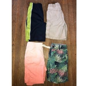 Lot of shorts size 5y